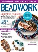 Beadwork Magazine 11/1/2015