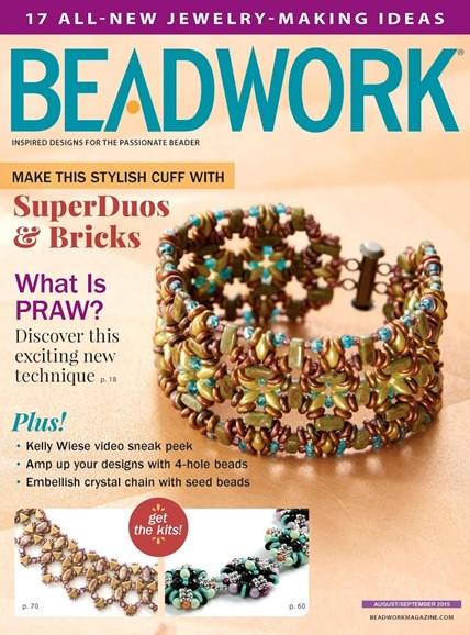 Beadwork Cover - 9/1/2015