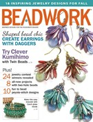 Beadwork Magazine 11/1/2014
