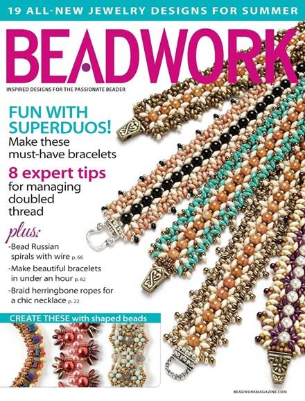Beadwork Cover - 9/1/2014