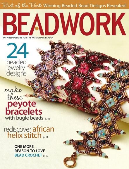 Beadwork Cover - 2/1/2013