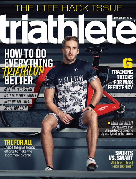 Triathlete Cover - 6/1/2017