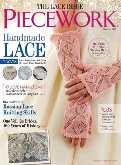 Piecework Cover - 5/1/2017