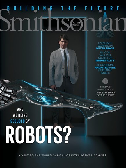 Smithsonian Cover - 6/1/2017