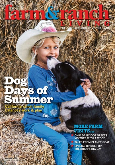Farm & Ranch Living Cover - 6/1/2017