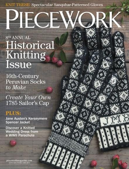 Piecework Cover - 1/1/2014