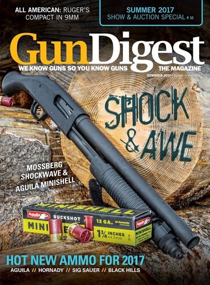 Gun Digest Cover - 6/1/2017