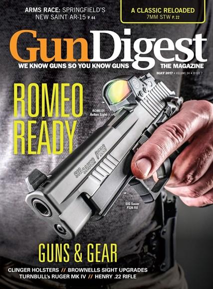 Gun Digest Cover - 5/1/2017