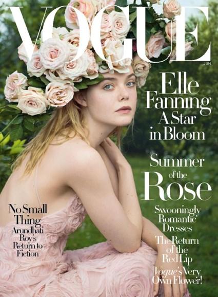 Vogue Cover - 6/1/2017
