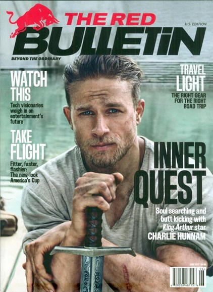 The Red Bulletin Cover - 6/1/2017