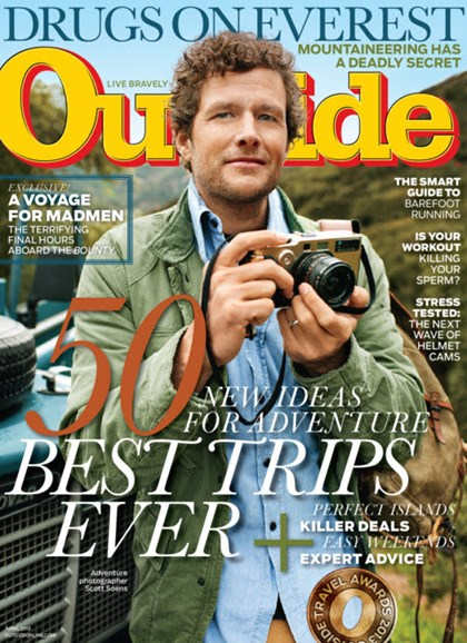 Outside Cover - 4/1/2013