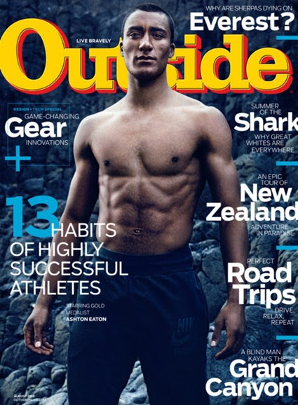 Outside Cover - 8/1/2013