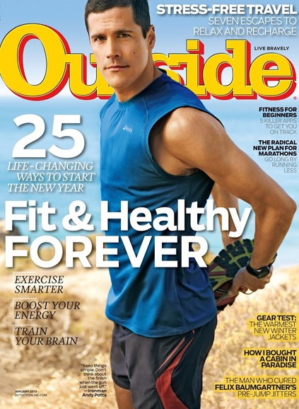 Outside Cover - 1/1/2013