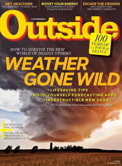 Outside Cover - 7/1/2013