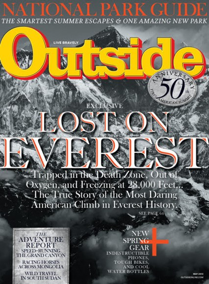 Outside Cover - 5/1/2013