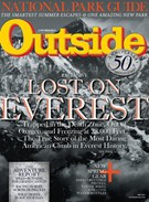 Outside Magazine 5/1/2013