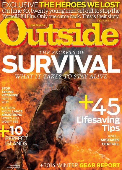 Outside Cover - 11/1/2013