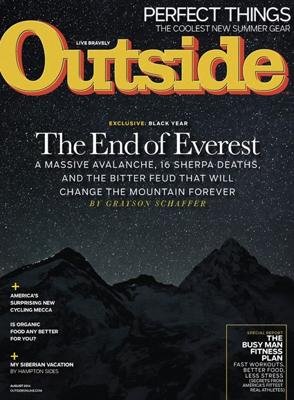 Outside Cover - 8/1/2014