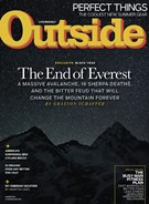 Outside Magazine 8/1/2014