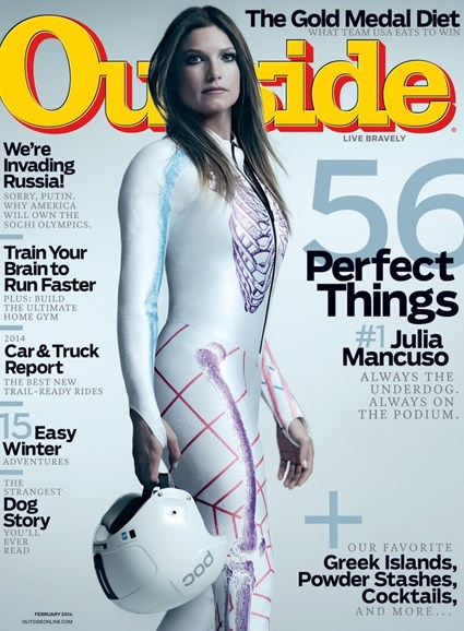 Outside Cover - 2/1/2014