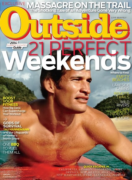 Outside Cover - 6/1/2014