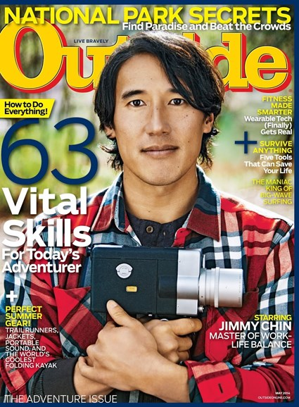 Outside Cover - 5/1/2014