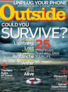 Outside Magazine 10/1/2014