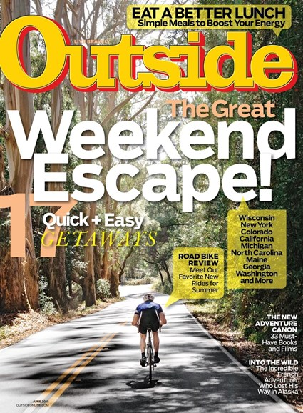 Outside Cover - 6/1/2015