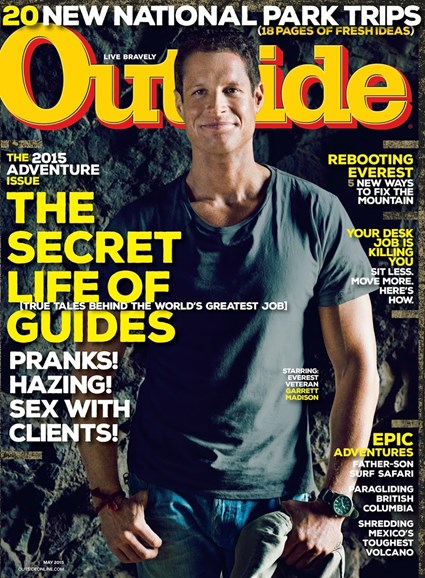 Outside Cover - 5/1/2015