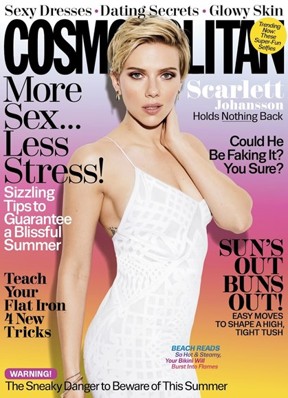 Cosmopolitan Cover - 7/1/2017
