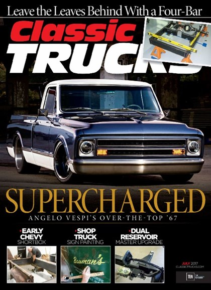Classic Trucks Cover - 7/1/2017