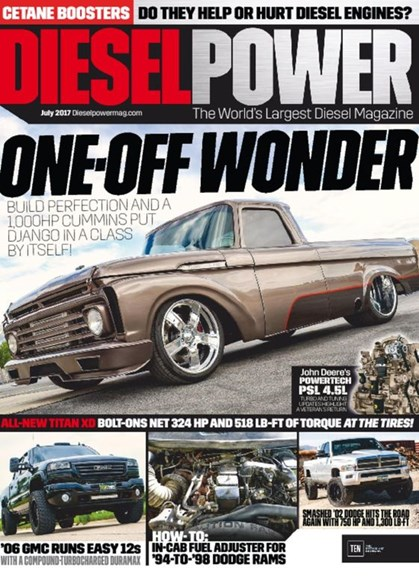 Diesel Power Cover - 7/1/2017