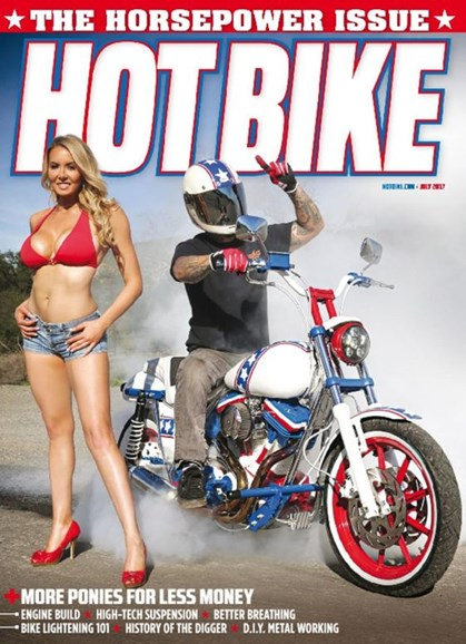 Hot Bike Cover - 7/1/2017