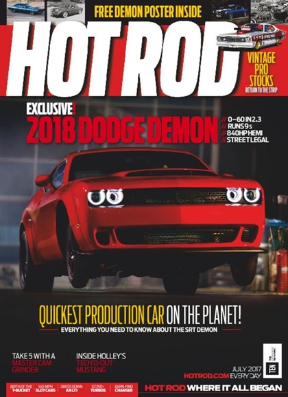 Hot Rod Cover - 7/1/2017