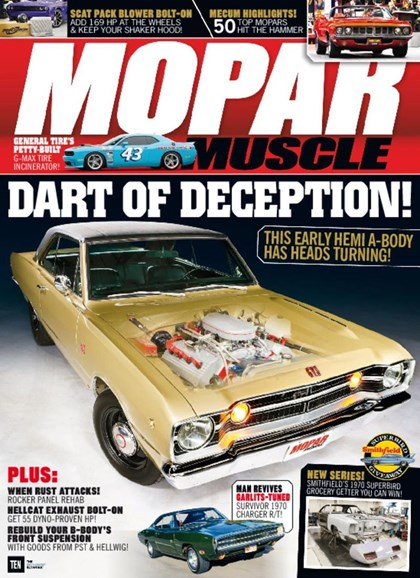 Mopar Muscle Cover - 7/1/2017