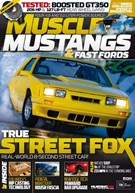 Muscle Mustangs & Fast Fords Magazine 7/1/2017