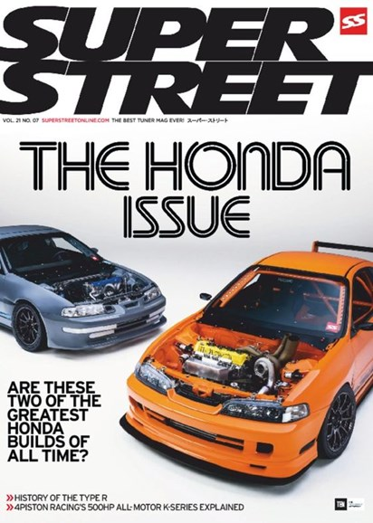 Super Street Cover - 7/1/2017