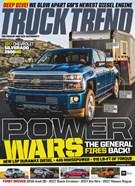 Truck Trend Magazine 7/1/2017