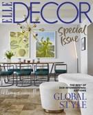 ELLE DECOR Magazine 1/1/2017
