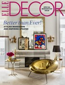ELLE DECOR Magazine 3/1/2017