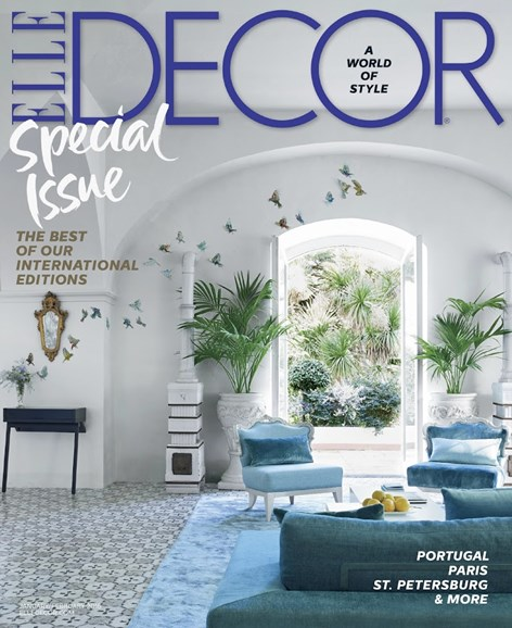 ELLE DECOR Cover - 1/1/2016
