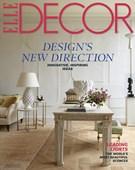 ELLE DECOR Magazine 9/1/2016