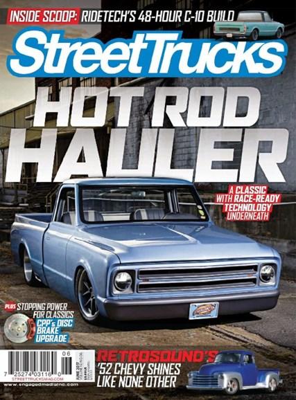 Street Trucks Cover - 6/1/2017