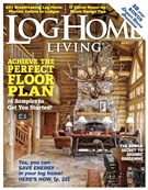 Log Home Living Magazine 1/1/2017