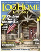 Log Home Living Magazine 5/1/2017
