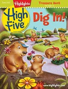 High Five Magazine 6/1/2017