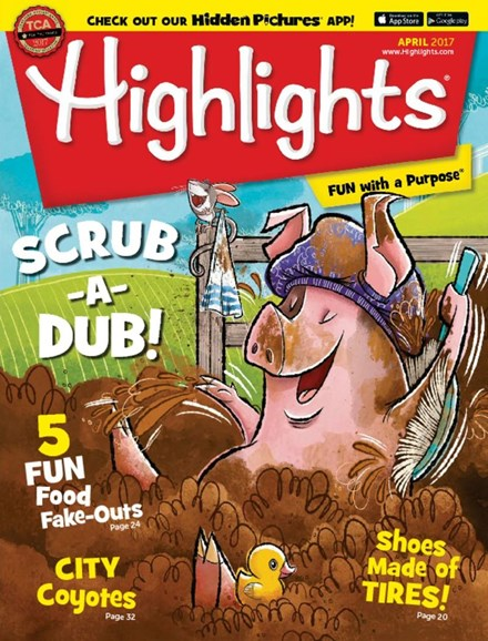 Highlights Cover - 4/1/2017