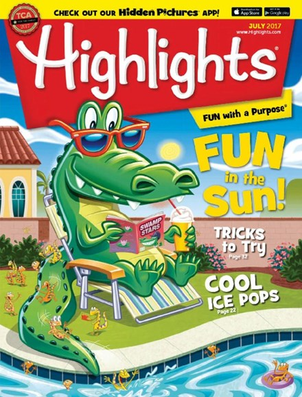 Highlights Cover - 7/1/2017