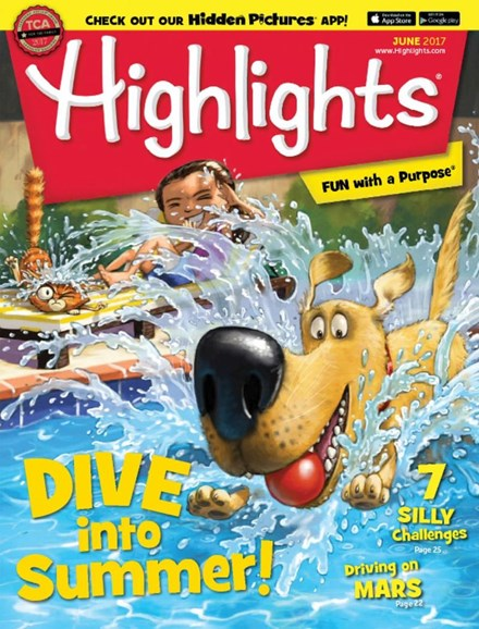 Highlights Cover - 6/1/2017