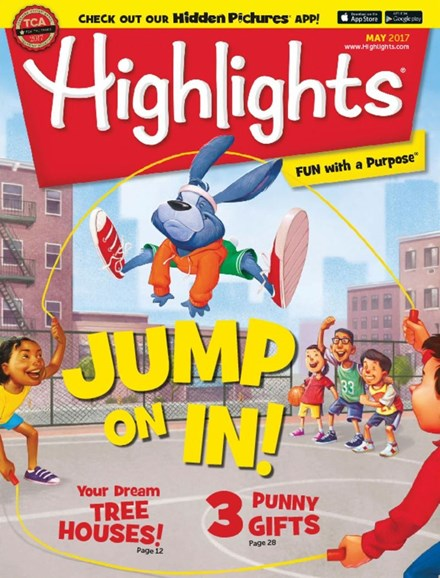 Highlights Cover - 5/1/2017